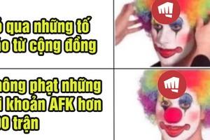 LMHT: Phát hiện trường hợp AFK hơn 100 trận mà không bị phạt, Riot bị game thủ chỉ trích là
