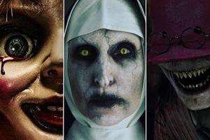"""10 cảnh ghê nhất từ vũ trụ The Conjuring: Top 1 kinh dị vẫn không phải """"chị đại"""" Annabelle?"""