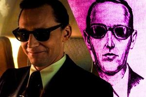Hóa ra Loki chính là D.B. Cooper, tên không tặc