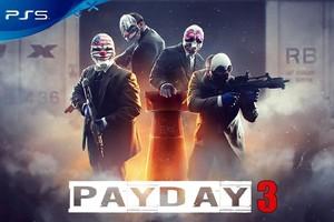 Sau 8 năm chờ đợi, Payday 3 chính thức ra mắt
