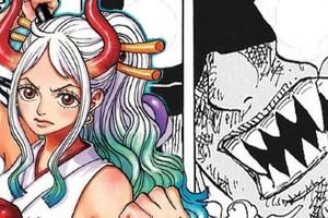 Dự đoán One Piece 1017: Diễn biến cuộc chiến của 2 cha con Kaido và năng lực trái ác quỷ của Yamato sẽ được tiết lộ?