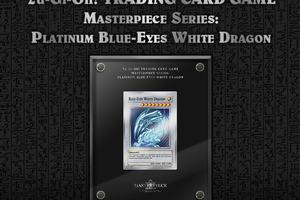 Lá bài Rồng Trắng Mắt Xanh trị giá nghìn đô trong Yu-Gi-Oh! được mua hết sạch trong ngày đầu ra mắt