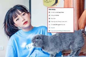 Liên tiếp bị report khiến tài khoản Facebook hàng triệu followers bị khóa, Linh Ngọc Đàm tuyên bố