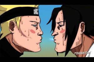 Anime Boruto tung visual cực chất về arc