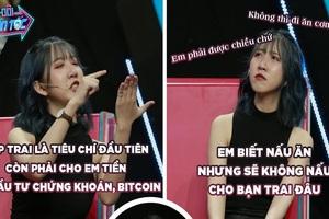 Cô gái đòi bạn trai chi tiền đi đầu tư tiền ảo nói một câu chí mạng khiến dân Bitcoin hoang mang tột độ