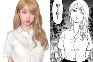 Ngắm cosplay nhân vật trong Tokyo Revengers, dù đẹp nhưng vẫn thua xa dàn cast bản live-action