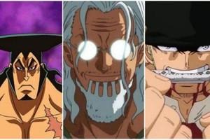 One Piece: Mặc dù chẳng phải là thuyền trưởng của 1 băng hải tặc nhưng 5 cái tên này vẫn sở hữu Haki bá vương