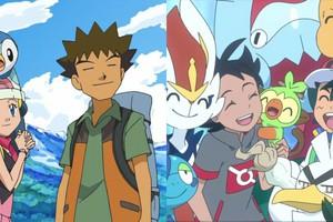 Pikachu và những người bạn thân nhất của Satoshi trong các series Pokémon