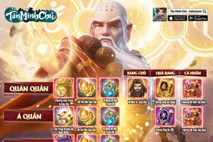 Vượt trội hoàn toàn, tính năng Bang Hội trong Tân Minh Chủ có thể sánh ngang với các game MMORPG