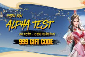 """Nóng! 10h sáng nay, Kiếm Thế ADNX Mobile chính thức Alpha Test, tặng game thủ Giftcode cực """"bá cháy"""""""