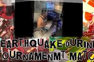 Đang đấu giải thì gặp động đất, game thủ Guilty Gear Strive vẫn bình tĩnh đánh bại đối thủ một cách áp đảo