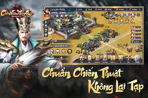 Chiến Vương Tam Quốc sở hữu lối chơi chiến thuật chuẩn mực không pha tạp