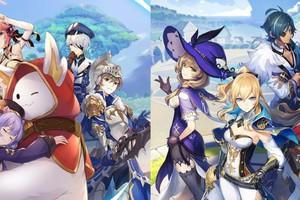 So sánh Genshin Impact và phiên bản nhái 'rẻ tiền' The Legend of Neverland