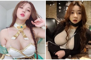Bị anti xúc phạm dùng ngực câu donate, mang cả hình lên web 18+, nữ streamer gợi cảm tuyên bố
