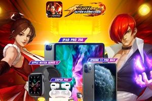 KOF AllStar VNG - Quyền Vương Chiến mở đăng ký trước, hành trình đưa game thủ trở về tuổi thơ bắt đầu