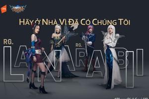 Hot streamers Việt lan tỏa thông điệp 'Hãy ở nhà vì đã có chúng tôi'