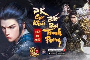 GAMOTA chính thức phát hành Võ Lâm Trấn Bảo - Siêu phẩm kiếm hiệp PK cực khoái