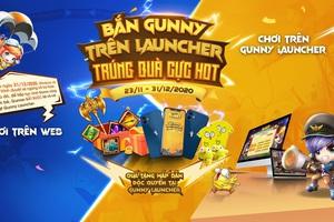 Sở hữu iPhone 12 tại Vòng Quay Giáng Sinh khi chơi Gunny PC trên Launcher