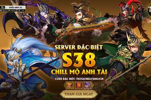 09:00 ngày 5/12 - Thiếu Niên 3Q mở server đặc biệt sau 01 tháng ra mắt chính thức