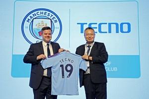 Sau Manchester City, hãng TECNO Mobile tiếp tục hợp tác cùng Chris Evans
