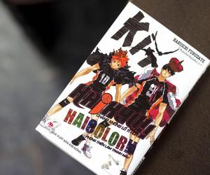 Haikyu Haicolor!! – cuốn mini artbook tranh màu tuyệt đẹp đã đến tay độc giả Việt Nam