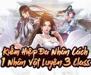 Siêu phẩm MMORPG Ngạo Kiếm Thanh Vân công bố ra mắt 13/01, hứa hẹn trở thành tựa game hot nhất Tết 2021!