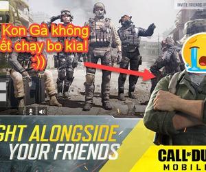 """Tập chơi Call Of Duty Mobile, thanh niên vừa hỏi """"sao đứng ngoài bo lại mất máu"""" đã bị cả cộng đồng lao vào 'xâu xé'"""
