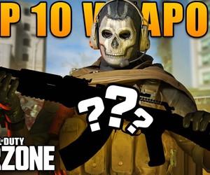 Top 10 vũ khí bá đạo nhất trong Call Of Duty: Warzone