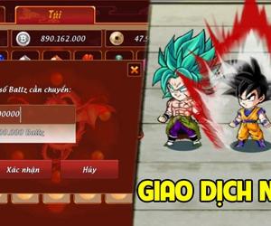 Gọi Rồng Online: Game duy nhất cho phép trao đổi KNB, giao dịch trực tiếp 1:1,
