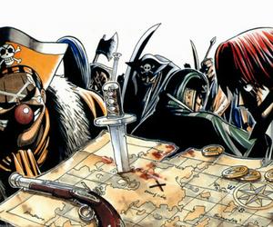 One Piece: Không chỉ là thành viên của băng Roger, cả Shanks và Buggy đều có mối liên hệ mật thiết với băng hải tặc Rocks?