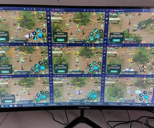 """Game thủ VLTK 1 Mobile gây sốc với cấu hình PC đời Tống """"treo được 10 acc"""