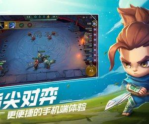 Chờ mỏi mắt không thấy Riot phát hành ĐTCL Mobile, Tencent tự tung bản