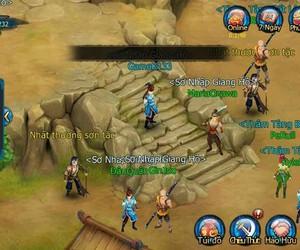 Trải nghiệm Thiên Long Truyền Kỳ Mobile - Game mới ra mắt tại Việt Nam