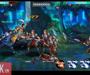 Trải nghiệm Tam Quốc Chí Mobile - Game mới ra mắt tại Việt Nam