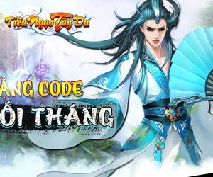 Nhân dịp cuối tháng, SohaPlay gửi tặng game thủ Tiếu Ngạo Tây Du 300 Giftcode giá trị