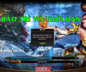 Sau khi bị tố 'quịt tiền', VTC Game đột ngột bảo trì Đồ Long Ký vô thời hạn