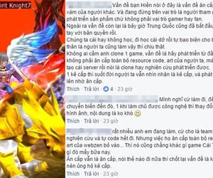 Đắng lòng game ăn cắp hình ảnh từ MU Online rồi tự nhận do Việt Nam phát triển