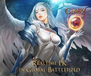 Glory: Wings of Destiny - Game mobile 3D cực đỉnh giống hệt MU vừa ra mắt