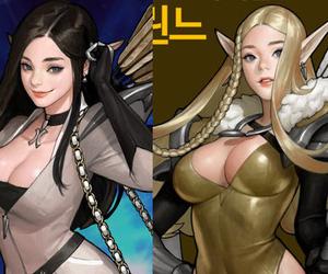 """Tại sao nhân vật nữ trong game online hiện nay đều có vòng ngực to tới """"bất thường"""" như vậy?"""