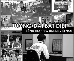 Trà đá game thủ: 2 tượng đài bất diệt của làng FIFA Online Việt - Họ là ai?