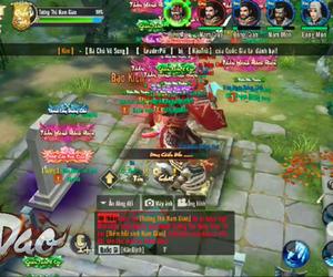 Trải nghiệm Tiêu Dao Mobile - Siêu phẩm nhập vai thỏa sức tranh đấu
