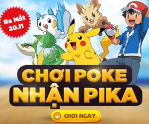 Nhận ngay 300 VIP Code giới hạn Poke Origin ra mắt ngay hôm nay 20/11