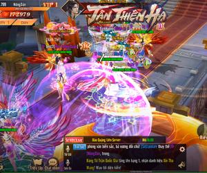 Thang điểm nào xứng với chất nhập vai của Tân Thiên Hạ - hậu duệ sáng giá nhất của dòng game quốc chiến hiện nay?
