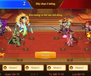 Trải nghiệm Danh Tướng 3Q - Hội tụ tinh hoa dòng game thẻ tướng