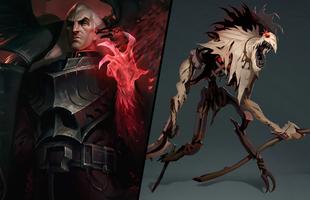 Thuyết âm mưu: Fiddlesticks chính là con quỷ đã bị Swain lừa lấy sức mạnh và cánh tay