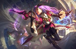 LMHT: Ra mắt dòng trang phục Chiến Hậu và Thần Rừng, Katarina có khả năng đổi dạng vũ khí không khác gì skin Tối Thượng