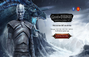 Chơi thử Game Of Thrones: Winter is Coming, Trò Chơi Vương Quyền được tái hiện trên mobile với ngôn ngữ tiếng Việt