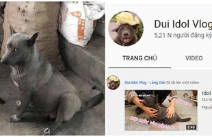 """Idol Nguyễn Văn Dúi chuyển hướng sang làm Youtuber, vừa ra video đầu tiên đã bị cộng đồng mạng soi ra chân dung mẹ đẻ """"cực ngầu"""""""
