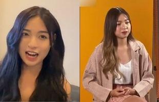 """Công chúa """"thả thính"""" trên Tiktok – Trần Thanh Tâm quay video đáp trả khoảnh khắc xấu xí ở hậu trường, khẳng định mình bị dìm và tự tin 80% nhan sắc thật ngoài đời"""