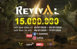 Khởi tranh giải đấu V Gaming AOV Championship Series: REVIVAL quy tụ 32 team giàu tham vọng